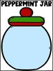 Class Incentive | Class Reward | Behavior Chart - Peppermint Jar
