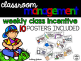Class Incentive Posters