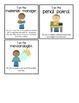 Class Job Assignment Cards
