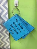 Class Job Cards (Editable!)