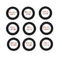 Class Job Circle Labels