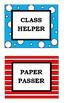 Class Job Posters