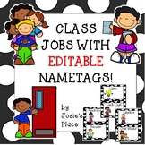 Class Jobs  EDITABLE