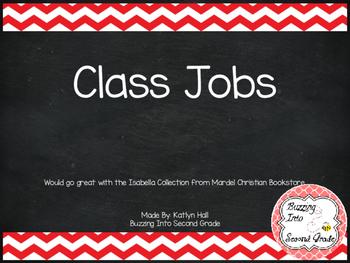 Class Jobs