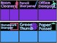 Class Jobs Board (editable!)
