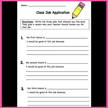 Class Jobs  *26 Bright Chevron Cards*
