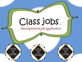 Class Jobs Bundle