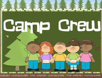 Class Jobs - Camping Theme