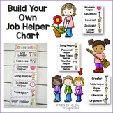 Class Jobs Chart -- Editable and Customizable