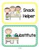 Class Jobs / Class Helpers