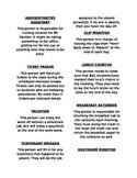 Class Jobs Descriptors