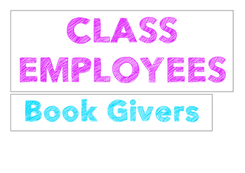 Class Jobs Free Labels