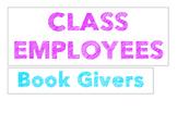 Class Jobs Free Labels