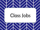 Class Jobs Freebie