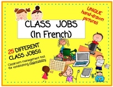 (FRENCH) Class Jobs