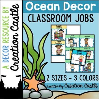 Class Jobs - Ocean Decor