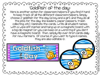 Class Jobs: Ocean-themed
