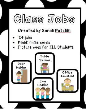 Class Jobs Set