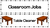 Class Jobs With Pictures