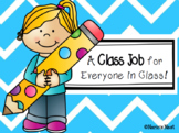 Class Jobs for Everyone!