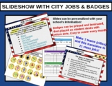 Class Jobs that Help Teach about Local Government - with Activities & Project!