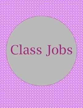 Class Jobs with Circular Design