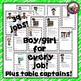Class Jobs with Token Economy! Plus Fines and I.O.U.s! Editable!