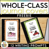 Class Journal Covers