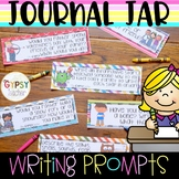 Class Journal Jar- 96 Writing Prompts for YOUR Classroom #
