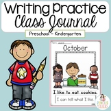 Whole Class Journal -Motivate Students & Improve Writing S