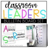 Class Leaders Bulletin Board