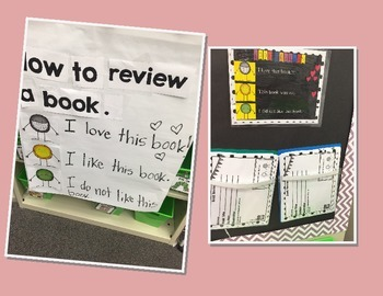 Class Library Book Reviews for Early Readers