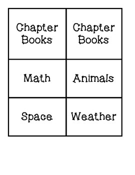 Class Library Labels