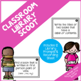 Class Library Scoot Game