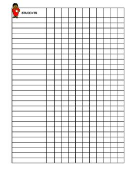 Class List Grid Template
