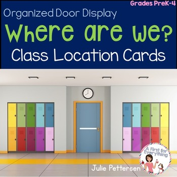 Class Location Cards