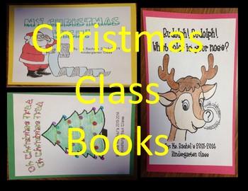 Class Made Book Set Christmas
