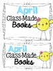 Class-Made Books {April Edition}
