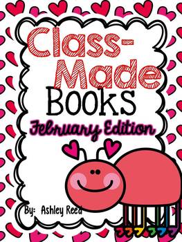 Class-Made Books {February Edition}