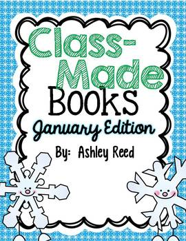 Class-Made Books {January Edition}