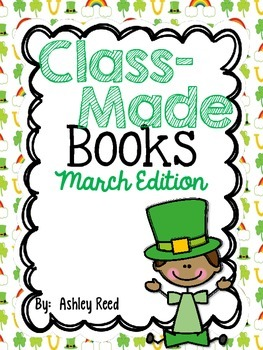 Class-Made Books {March Edition}