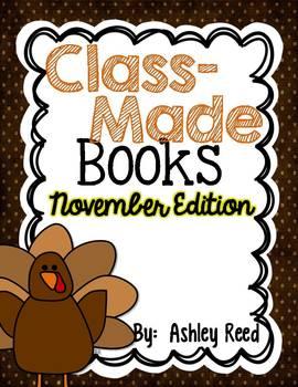 Class-Made Books {November Edition}