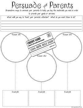 Class Mall--An Economics Unit Project with Lesson Plans