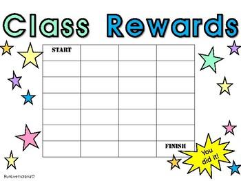 Class Management Magnets