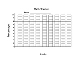 Sudent Math Tracker