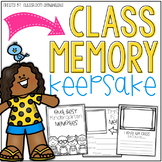 Class Memory Book Keepsake {End of the Year}