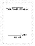 Class Memory Book - Simple