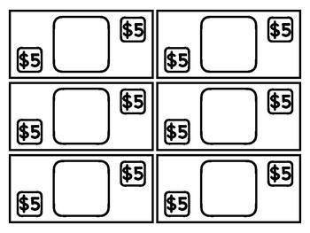 Class Money - Blank