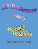 Class Money Editable Picture