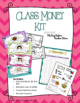 Class Money Kit